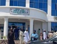 Zamfara assembly suspends two lawmakers over alleged ties with bandits