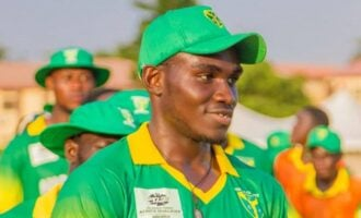 T20 cricket: Aho shines as Nigeria extends lead over Sierra Leone
