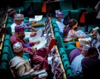 2022 budget passes second reading at house of reps