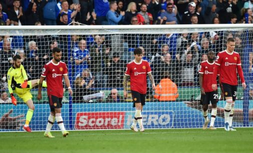 EPL round-up: Man United outclassed by Leicester as five-star Liverpool romp to easy victory