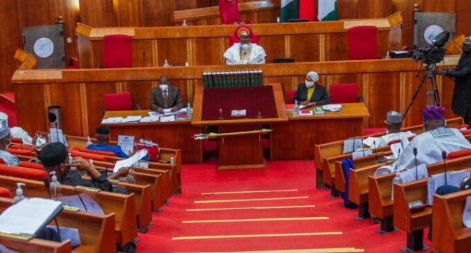 Senate bows to pressure, empowers INEC to determine e-transmission of election results