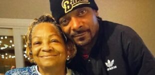 Snoop Dogg loses mother