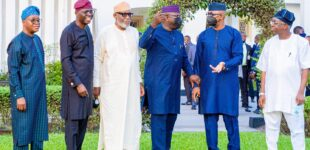'We don't want to discuss our decisions publicly' — south-west governors meet on security